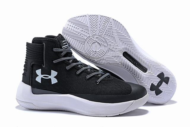 Curry 3.5 Shoes Black White